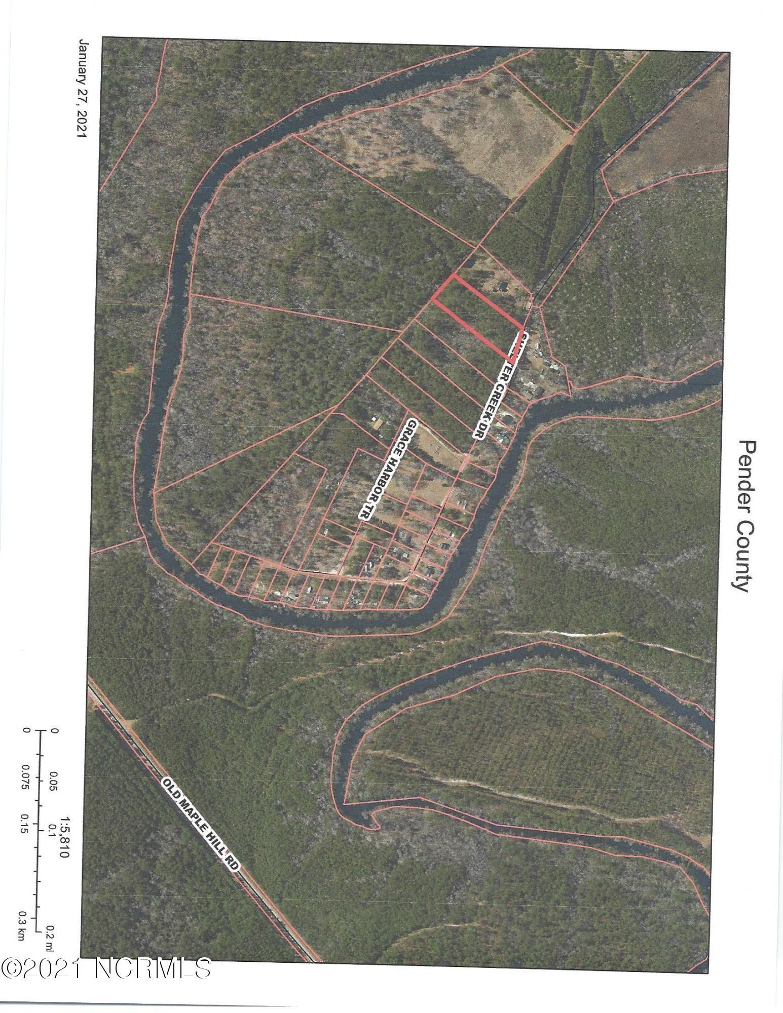 0 Shelter Creek Drive, Burgaw, North Carolina 28425, ,Wooded,For sale,Shelter Creek,100254118