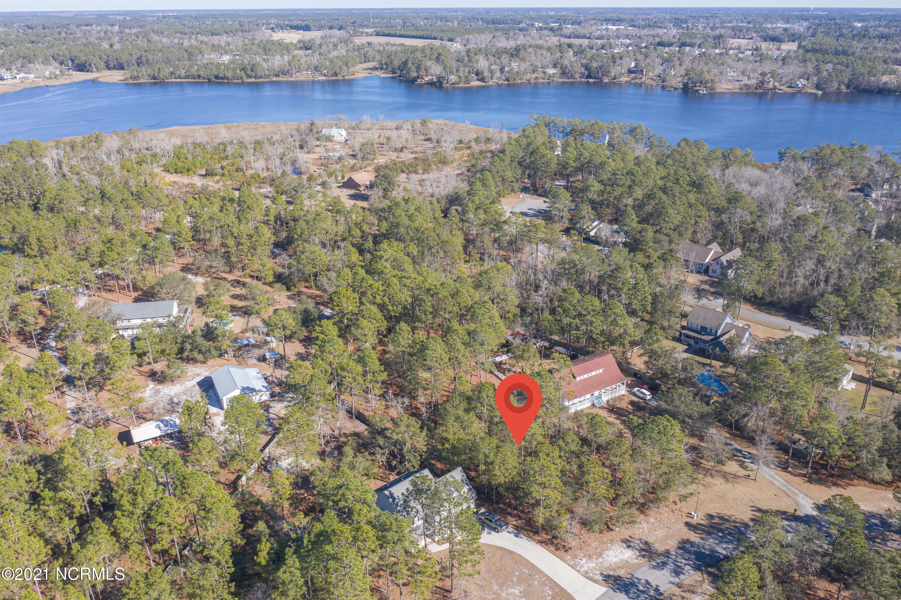 504 Oak Pond Point, Hubert, North Carolina 28539, ,Residential land,For sale,Oak Pond,100005951