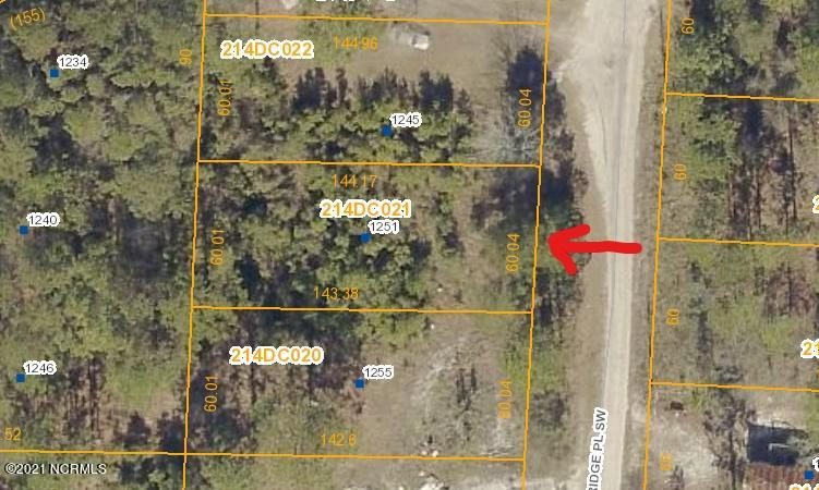 1251 Partridge Place, Shallotte, North Carolina 28470, ,Residential land,For sale,Partridge,100256881