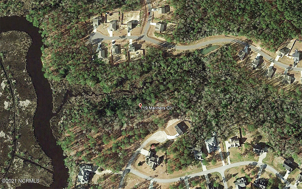 119 Mariners Circle, Sneads Ferry, North Carolina 28460, ,Residential land,For sale,Mariners,40095048