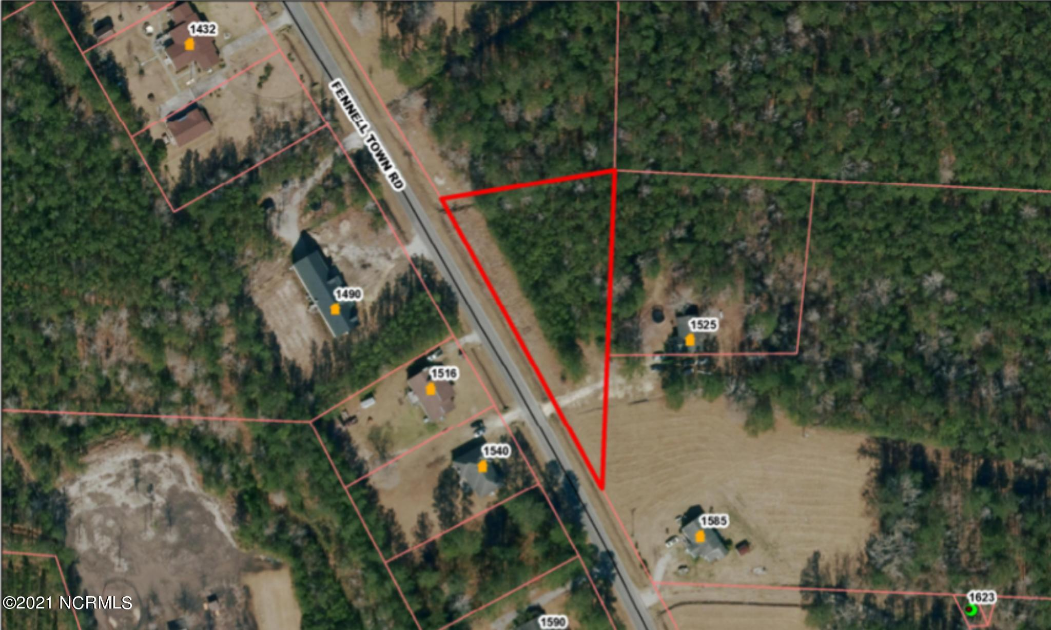 0 Fennell Town Road, Rocky Point, North Carolina 28457, ,Residential land,For sale,Fennell Town,100257918