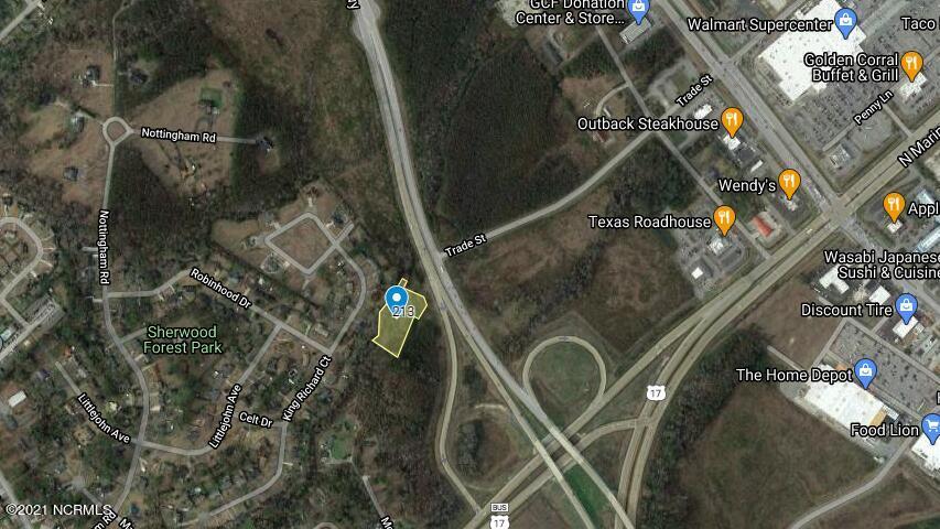 0 King Richard Court, Jacksonville, North Carolina 28546, ,Wooded,For sale,King Richard,100262302