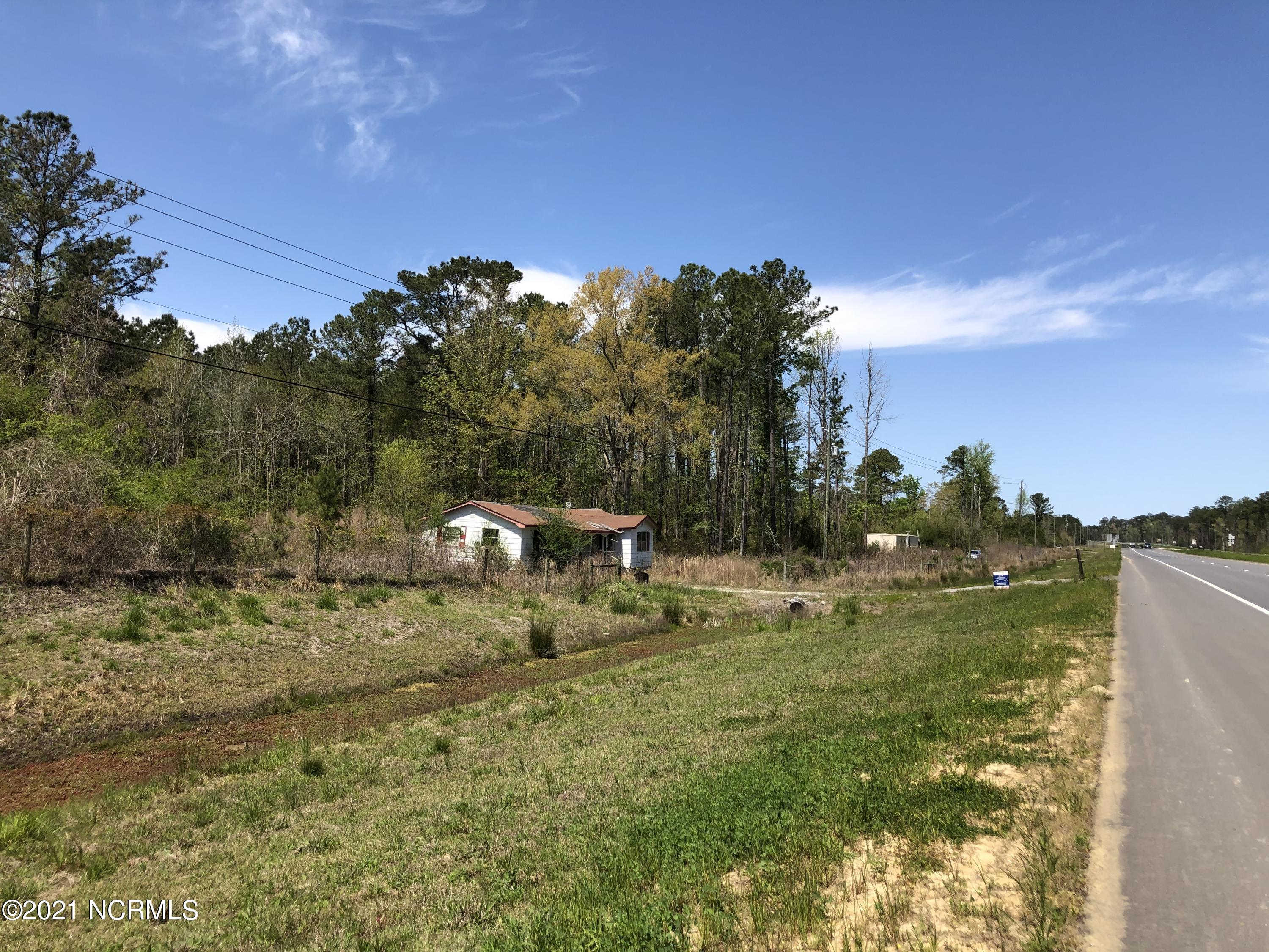 11566 Hwy 17, Maysville, North Carolina 28555, ,Commercial/industrial,For sale,Hwy 17,100258292