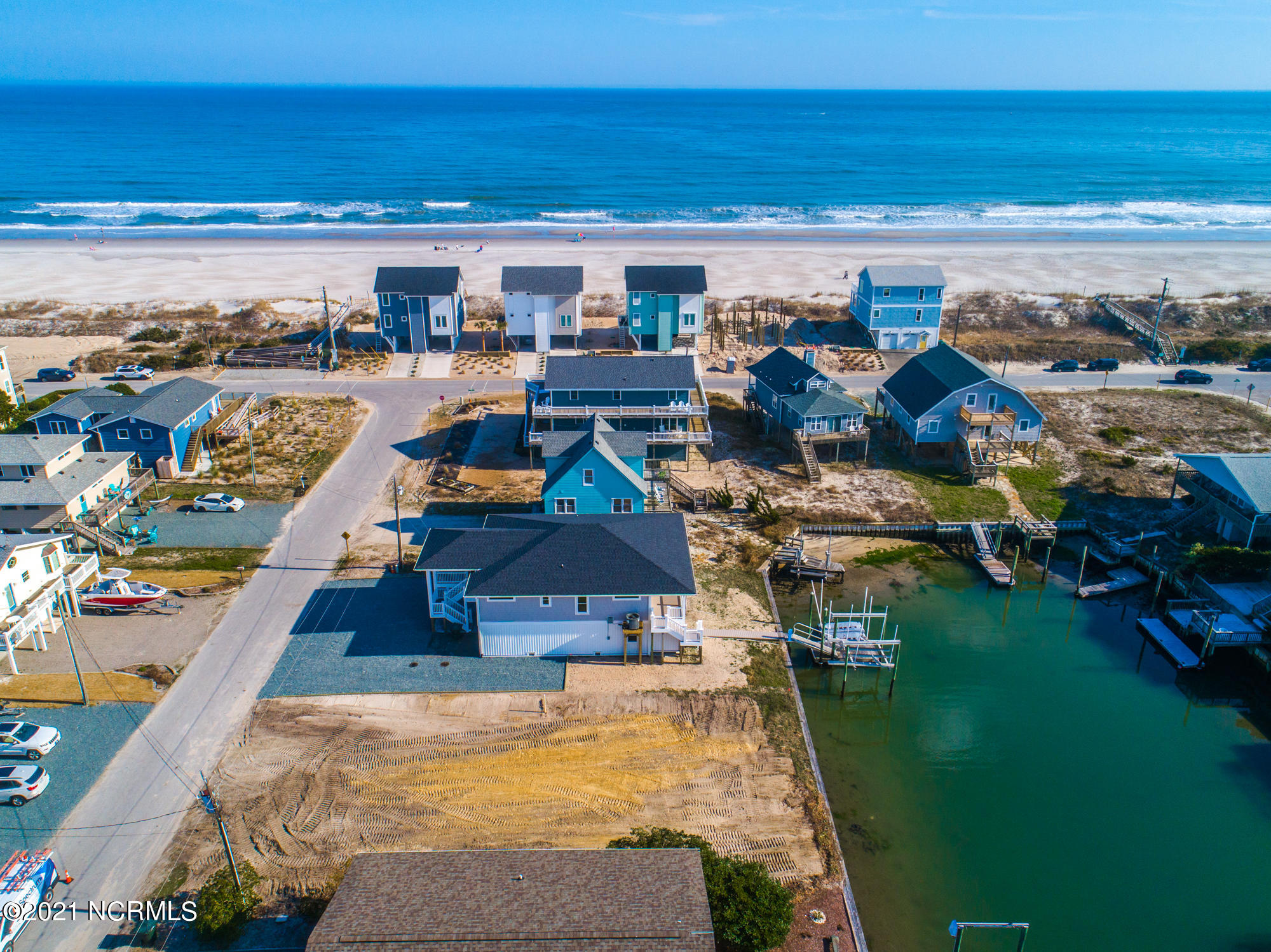 107 Boryk Avenue, Topsail Beach, North Carolina 28445, ,Residential land,For sale,Boryk,100258974