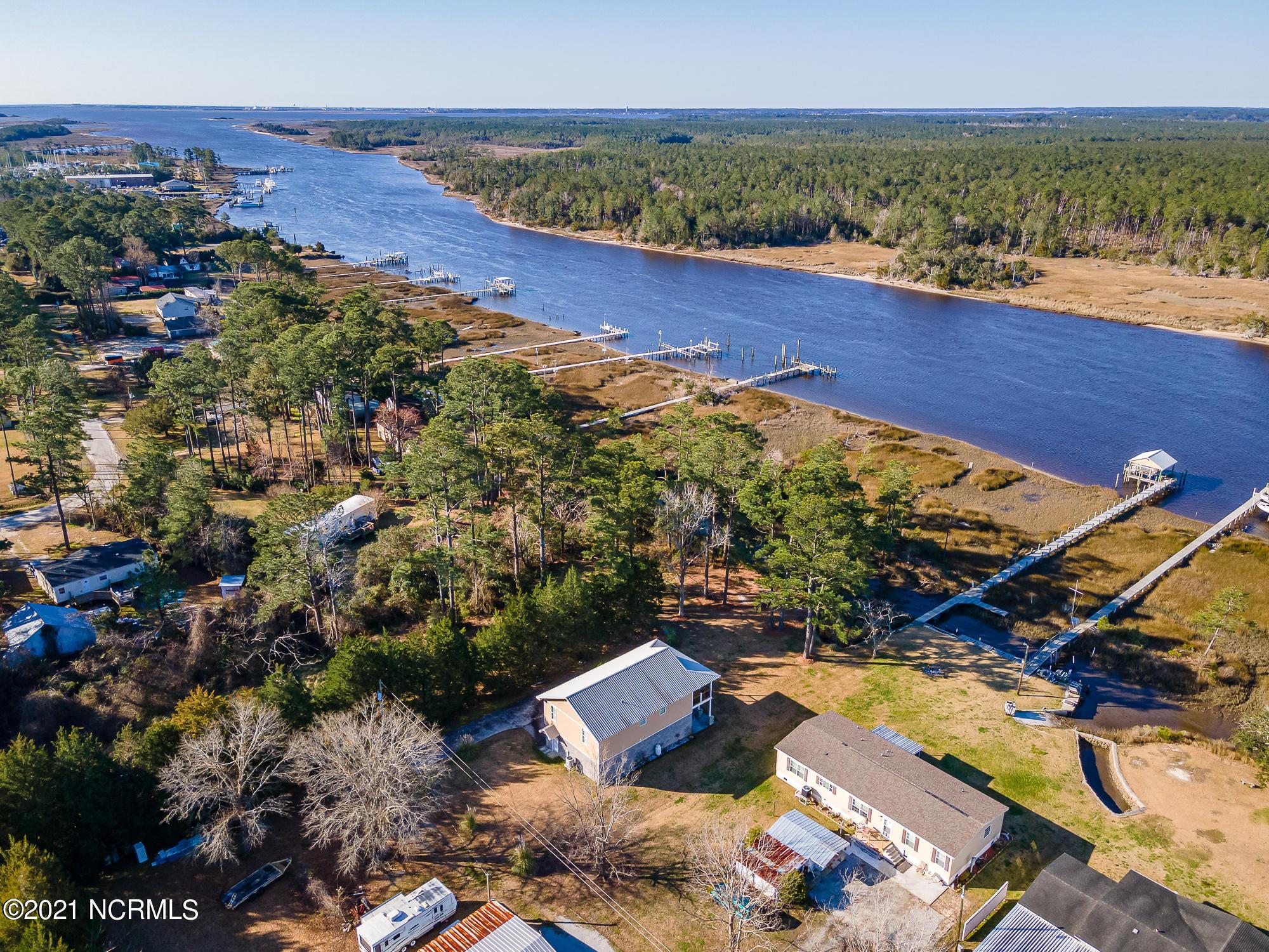 155 Maggie Leonard Lane, Beaufort, North Carolina 28516, ,Residential land,For sale,Maggie Leonard,100260454