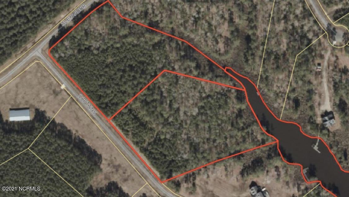 Lot 63/64 Captain'S Court, Belhaven, North Carolina 27810, ,Residential land,For sale,Captain'S Court,100260464