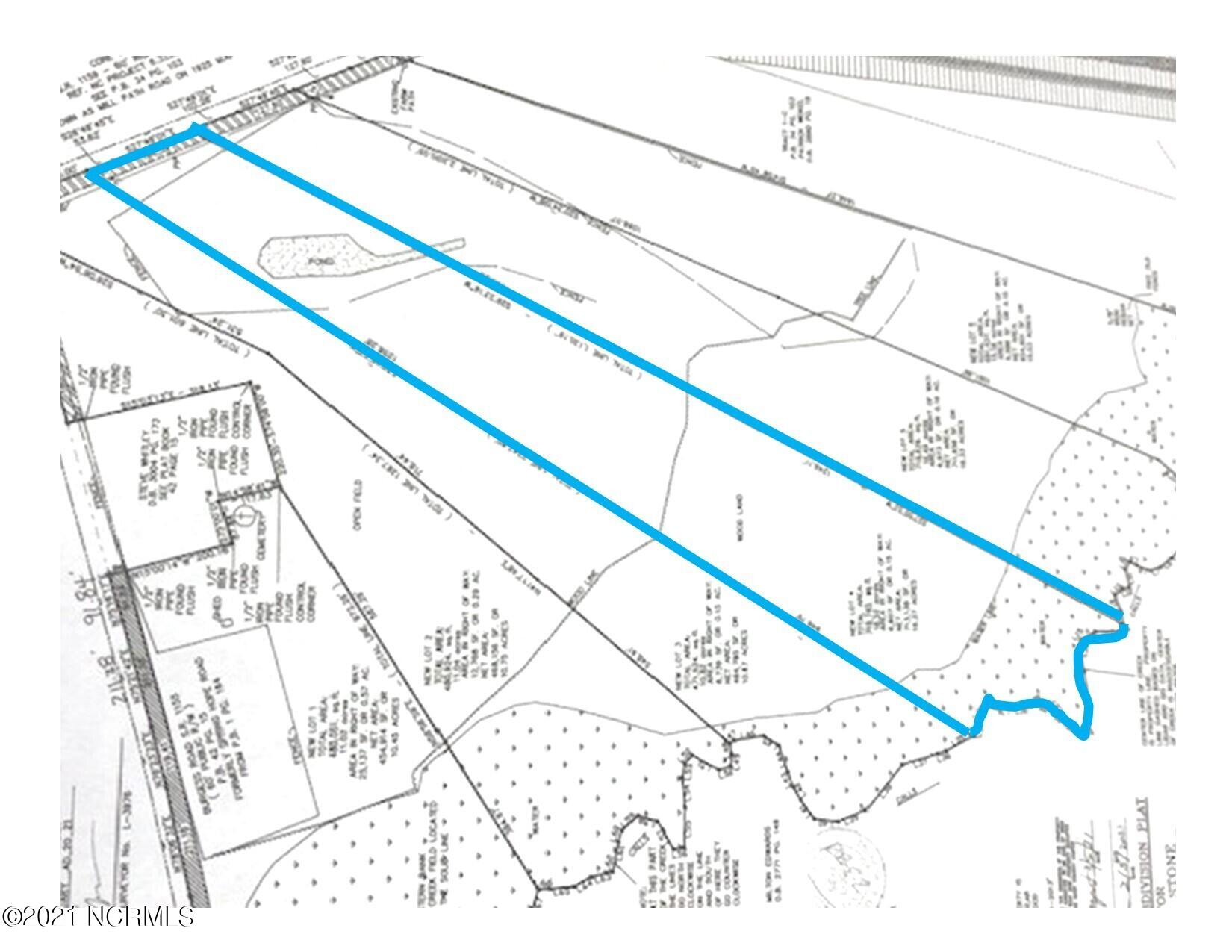 11219-4 Burgess Road, Middlesex, North Carolina 27557, ,Residential land,For sale,Burgess,100260762