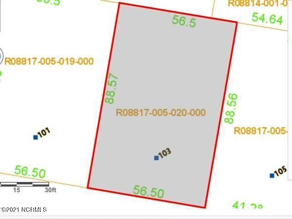 103 Island Palms Drive, Carolina Beach, North Carolina 28428, ,Residential land,For sale,Island Palms,100260896