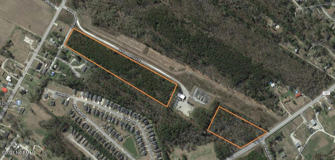Tbd Washington Post Road, New Bern, North Carolina 28562, ,Residential land,For sale,Washington Post,100261083