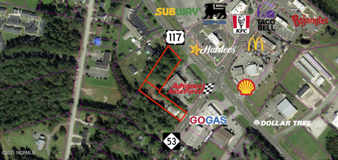 614 Nc Highway 53, Burgaw, North Carolina 28425, ,Commercial/industrial,For sale,Nc Highway 53,100261494
