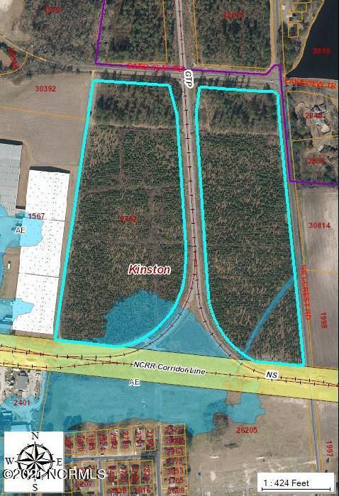 000 Hillcrest Road, Kinston, North Carolina 28504, ,Undeveloped,For sale,Hillcrest,100261759