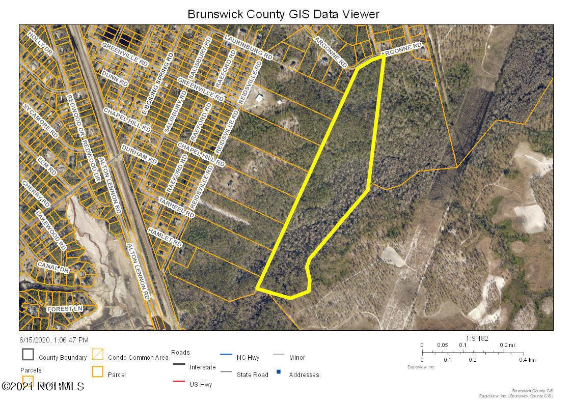 490 Argonne Road, Southport, North Carolina 28461, ,Residential land,For sale,Argonne,100262278