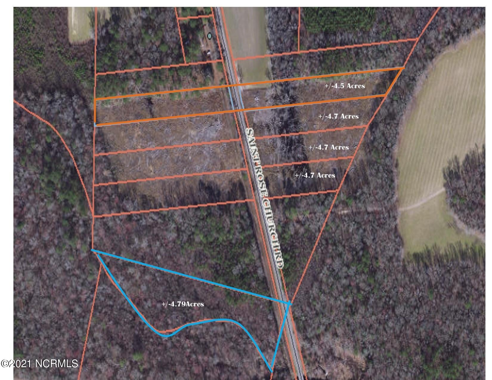 000 St. Rose Church Rd., Wilson, North Carolina 27893, ,Undeveloped,For sale,St. Rose Church Rd.,100248656