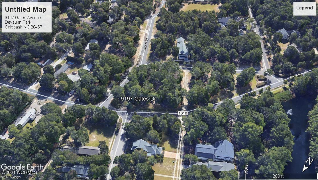 9197 Gates Avenue, Calabash, North Carolina 28467, ,Residential land,For sale,Gates,100262401