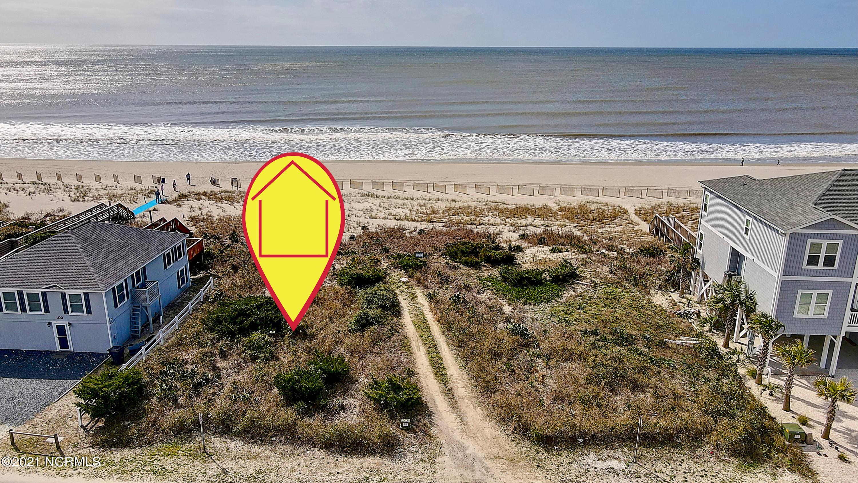 105 Ocean Boulevard, Holden Beach, North Carolina 28462, ,Residential land,For sale,Ocean,100262782