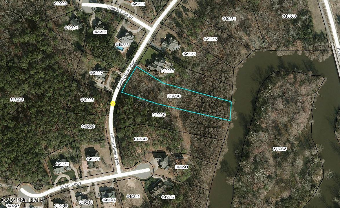 1009 Falling River Walk, Rocky Mount, North Carolina 27804, ,Residential land,For sale,Falling River,100263043
