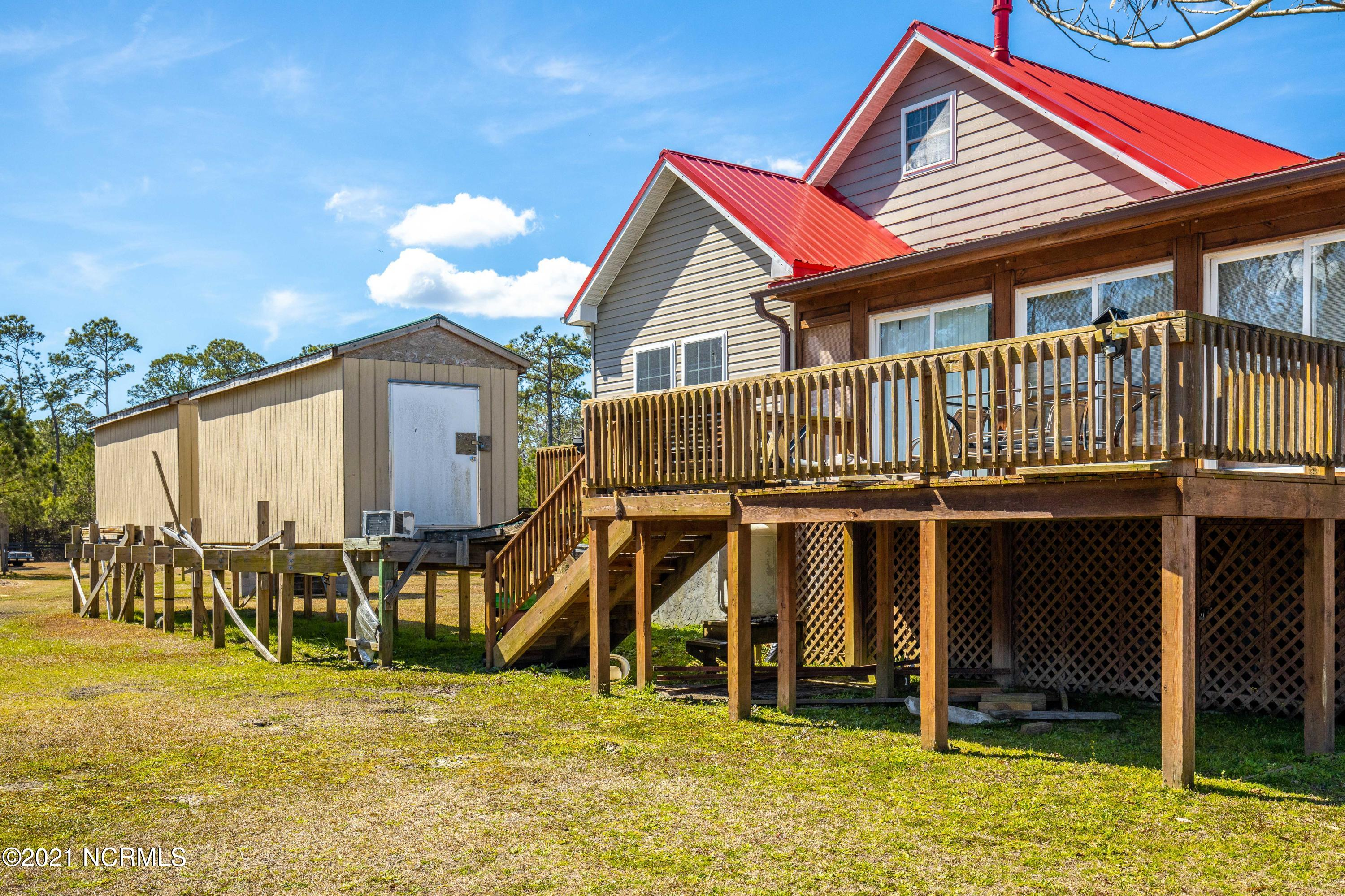 1485&1500 River Drive, Havelock, North Carolina 28532, 3 Bedrooms Bedrooms, 6 Rooms Rooms,2 BathroomsBathrooms,Manufactured home,For sale,River Drive,100263289