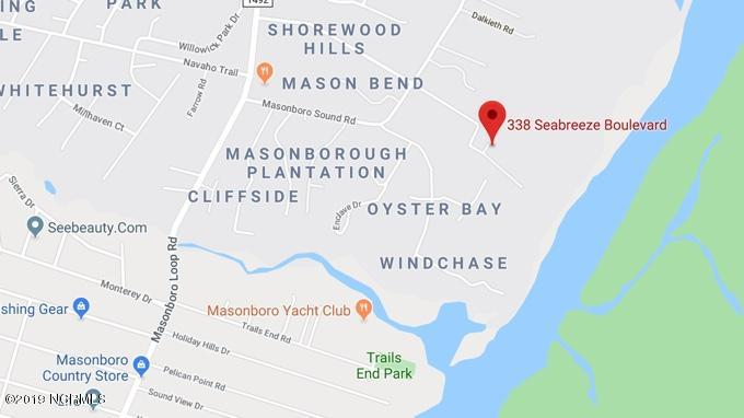 331 Seabreeze Boulevard, Wilmington, North Carolina 28409, ,Residential land,For sale,Seabreeze,100264148