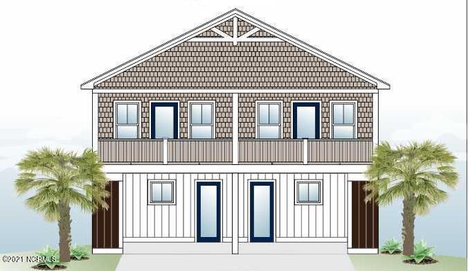1406 Snapper Lane, Carolina Beach, North Carolina 28428, 3 Bedrooms Bedrooms, 7 Rooms Rooms,2 BathroomsBathrooms,Townhouse,For sale,Snapper,100264150