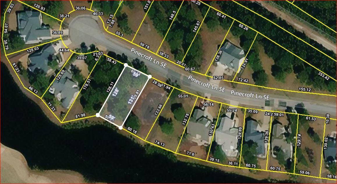 1461 Pinecroft Lane, Bolivia, North Carolina 28422, ,Residential land,For sale,Pinecroft,100264319