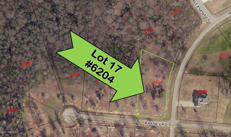 6204 Barney Road, Elm City, North Carolina 27822, ,Residential land,For sale,Barney,100264400