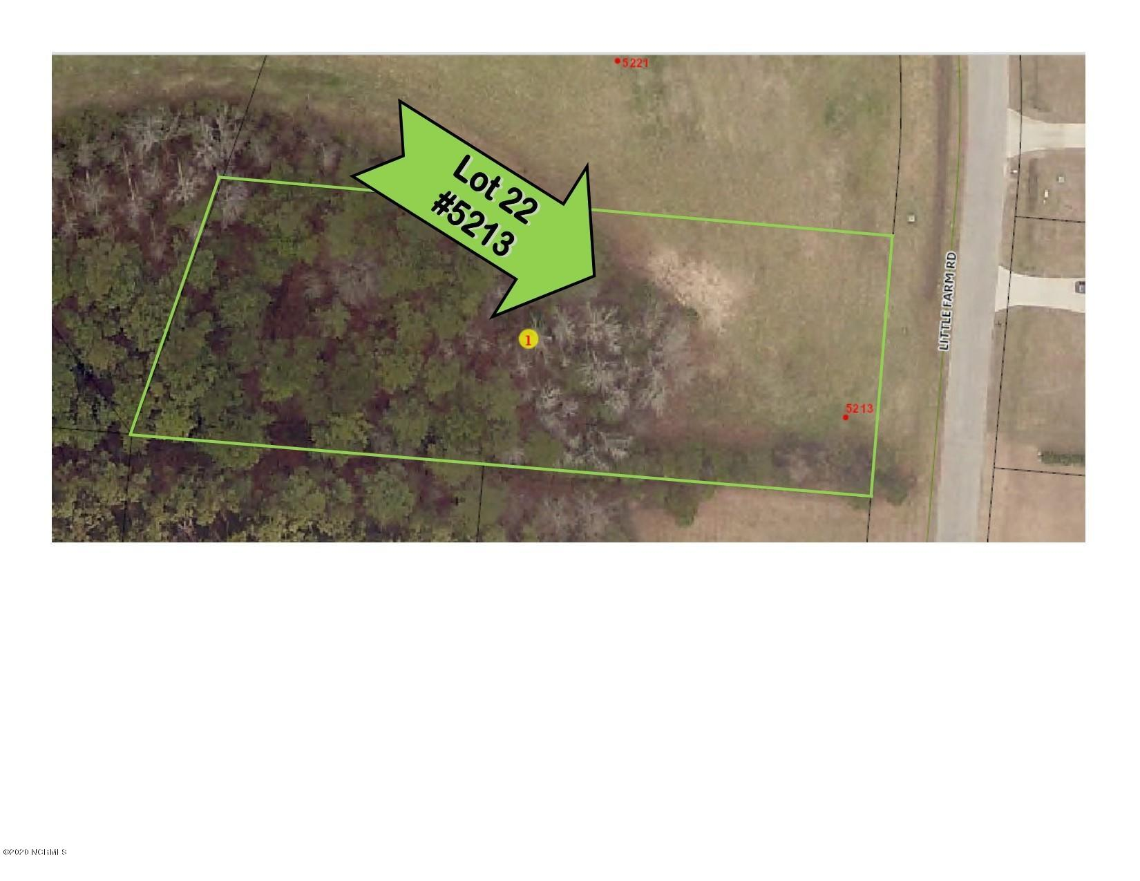 5213 Little Farm Road, Elm City, North Carolina 27822, ,Residential land,For sale,Little Farm,100264403