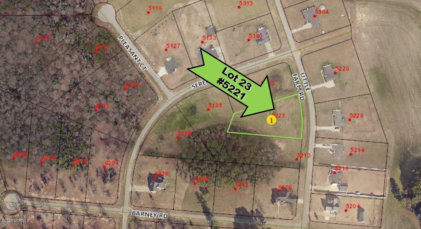 5221 Little Farm Road, Elm City, North Carolina 27822, ,Residential land,For sale,Little Farm,100264404