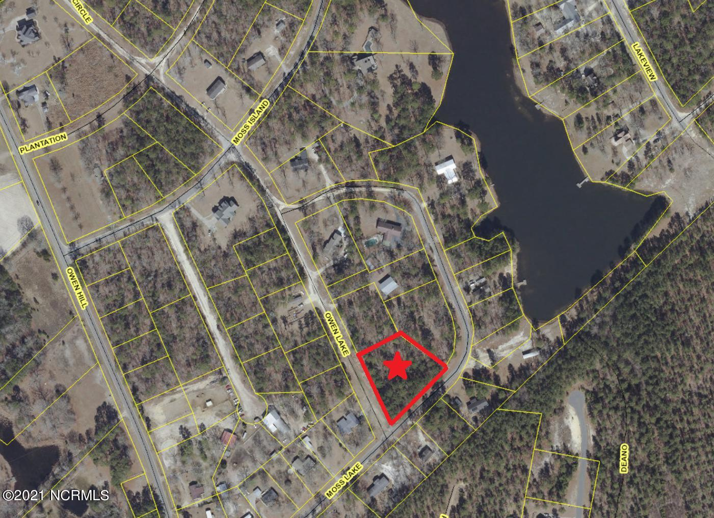 0 Moss Lake Road, Elizabethtown, North Carolina 28337, ,Residential land,For sale,Moss Lake,100264540