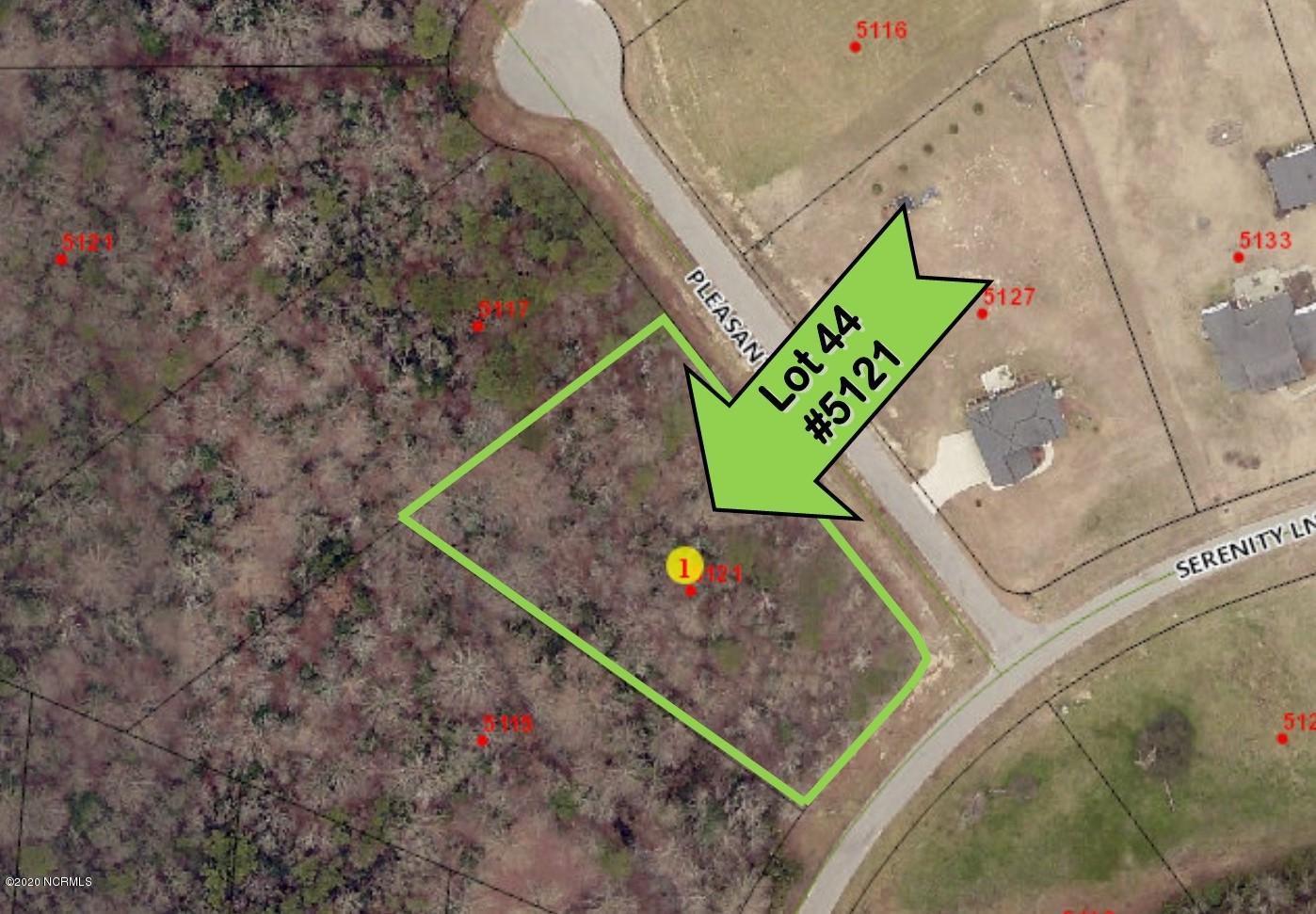 5121 Serenity Lane, Elm City, North Carolina 27822, ,Residential land,For sale,Serenity,100264560