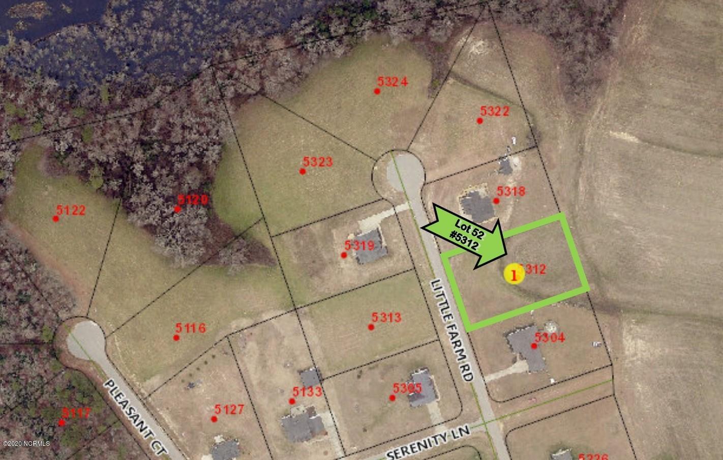 5312 Little Farm Road, Elm City, North Carolina 27822, ,Residential land,For sale,Little Farm,100264570