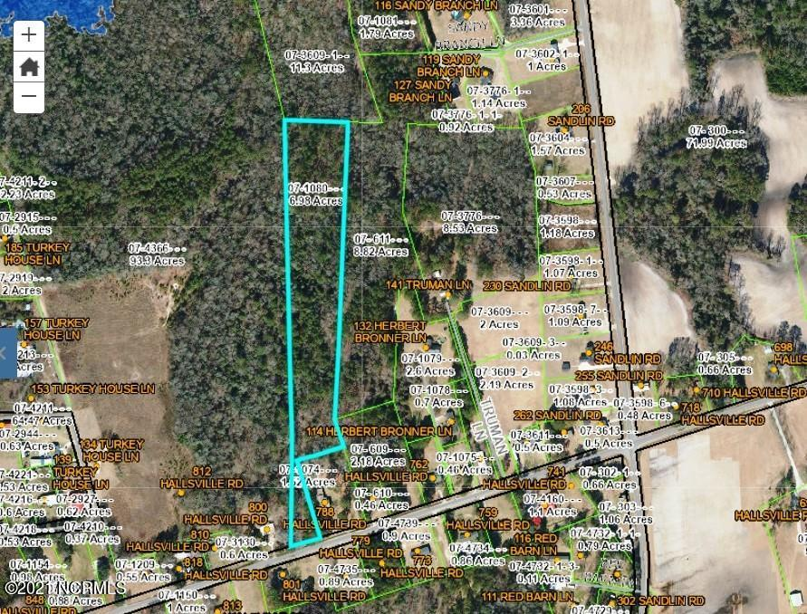 800 Hallsville Road, Beulaville, North Carolina 28518, ,Mixed use,For sale,Hallsville,100264674