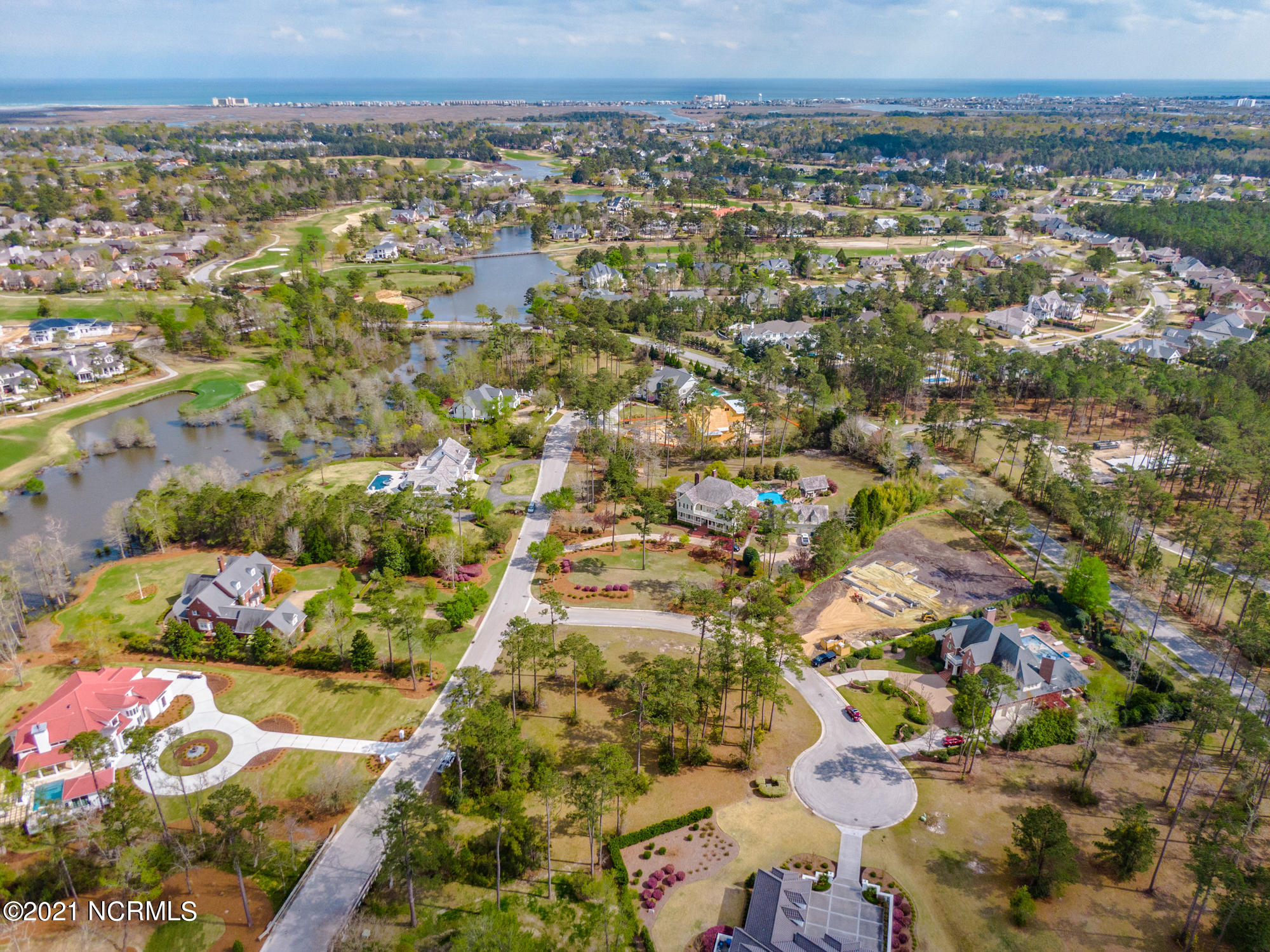 1903 Cliffmore Place, Wilmington, North Carolina 28405, ,Residential land,For sale,Cliffmore,100264916