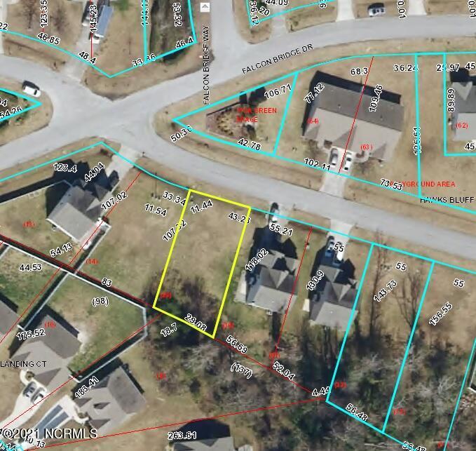 204 Hawks Bluff Drive, New Bern, North Carolina 28560, ,Residential land,For sale,Hawks Bluff,100265224