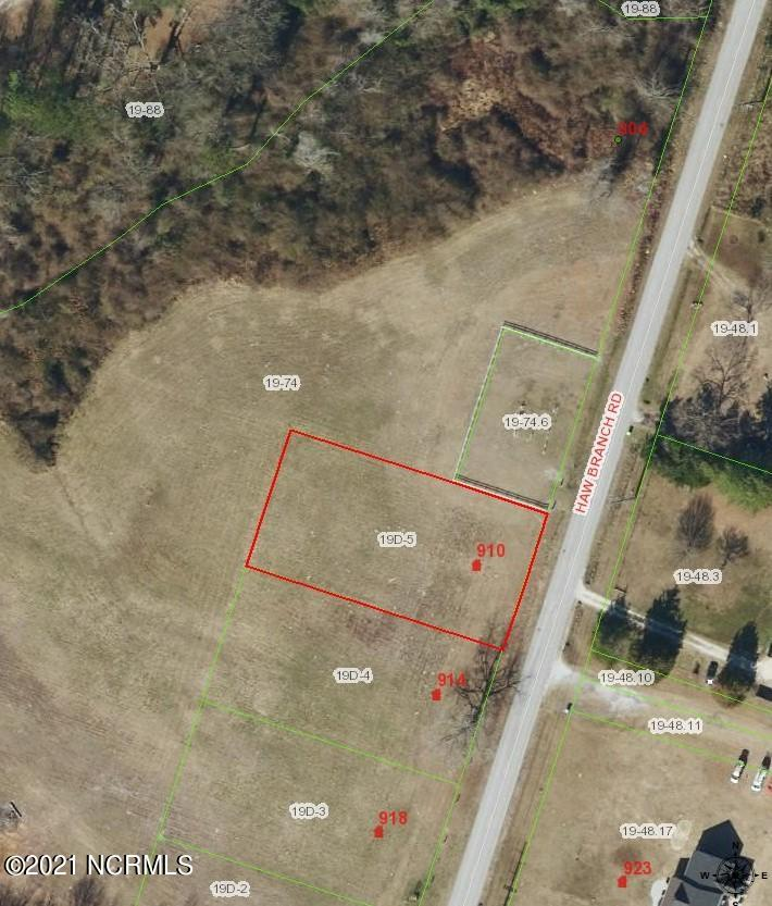 910 Haw Branch Road, Beulaville, North Carolina 28518, ,Residential land,For sale,Haw Branch,100232414