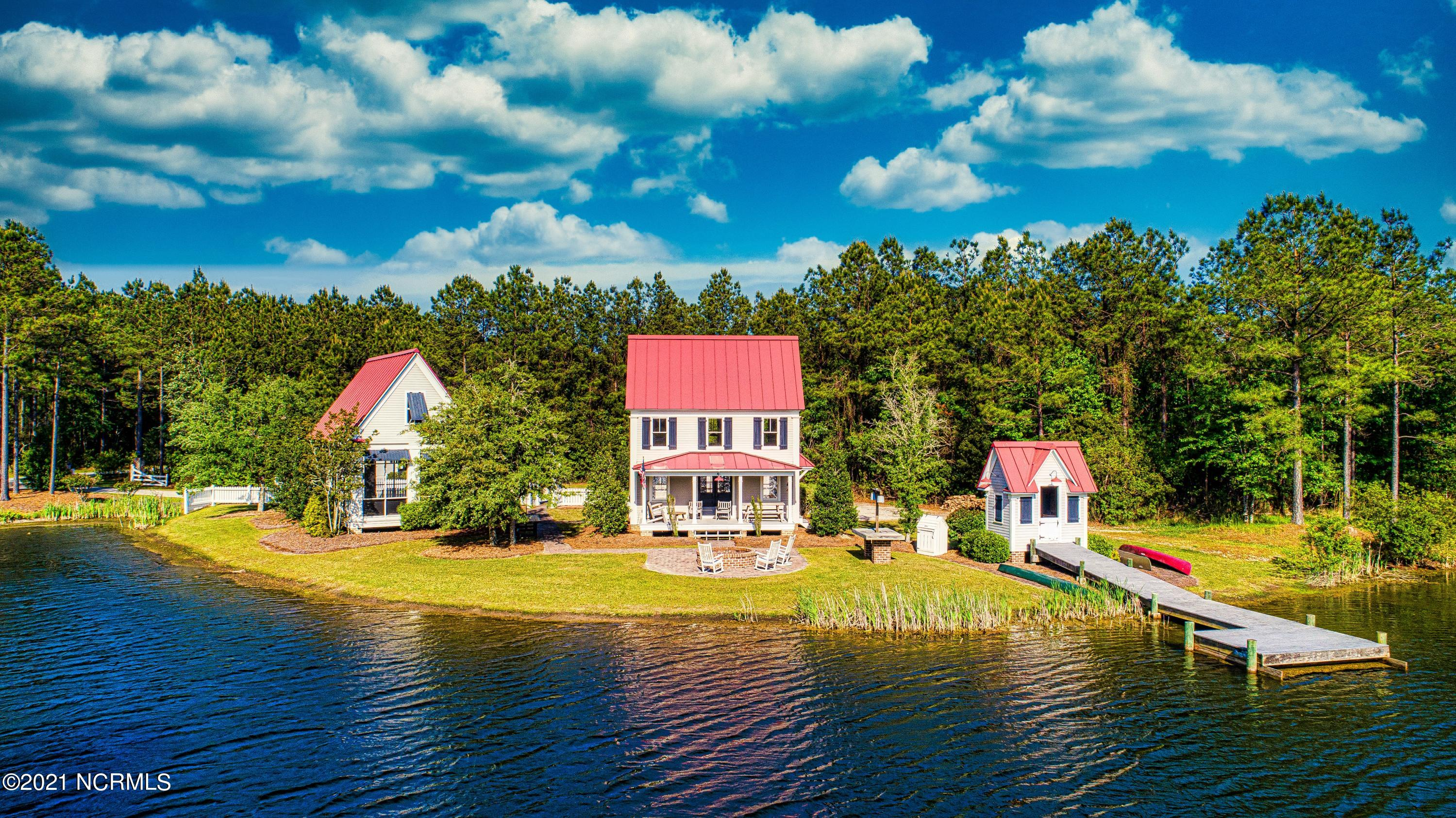 88 Oyster Point Road, Oriental, North Carolina 28571, ,Residential land,For sale,Oyster Point,100219425