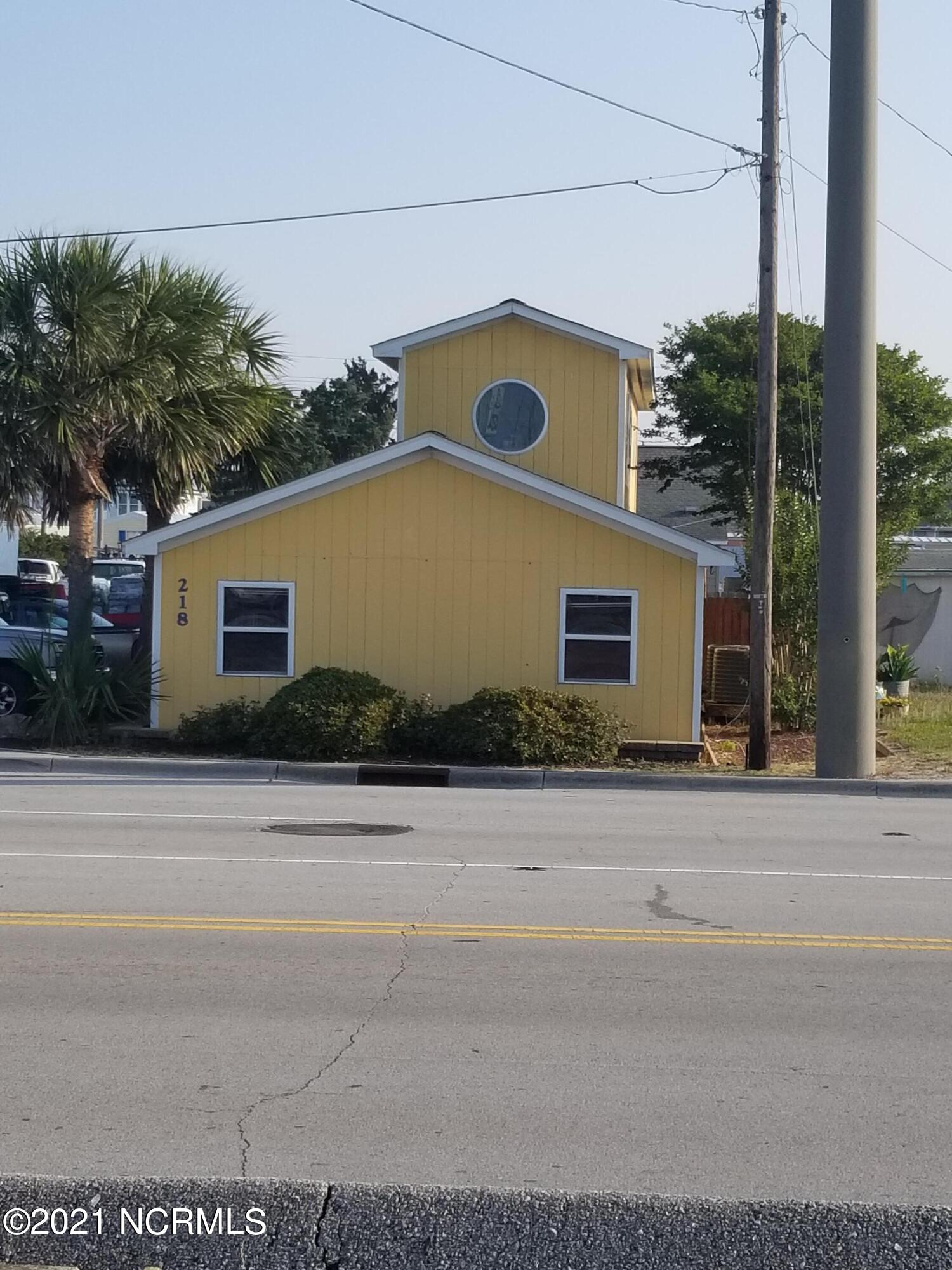 218 West Fort Macon Road Road, Atlantic Beach, North Carolina 28512, ,For sale,West Fort Macon Road,100273827