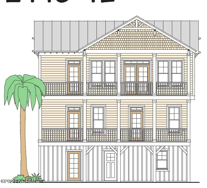 Oak Island, North Carolina 28465, 4 Bedrooms Bedrooms, 7 Rooms Rooms,4 BathroomsBathrooms,Single family residence,For sale,100275053