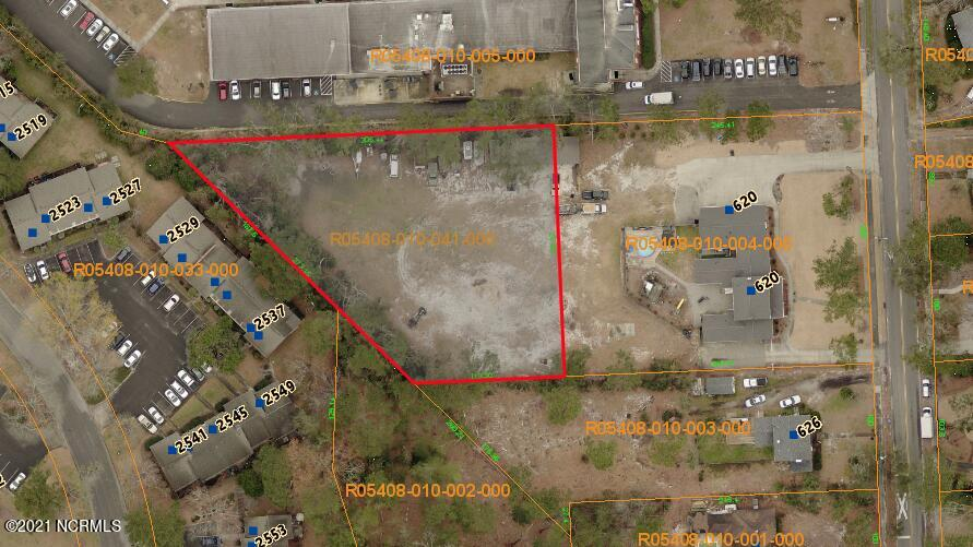 620 Colonial Drive, Wilmington, North Carolina 28403, ,Residential land,For sale,Colonial,100274303