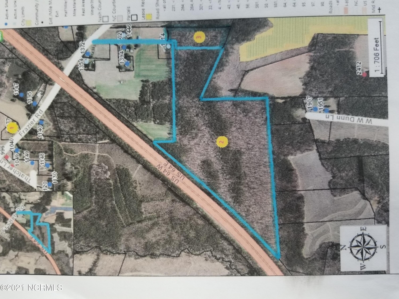 1446-B Frazier Road, Spring Hope, North Carolina 27882, ,Residential land,For sale,Frazier,100274696