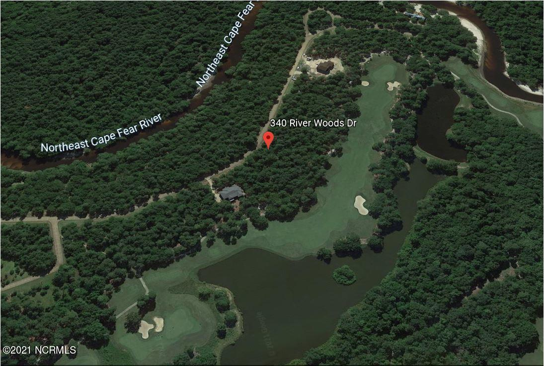 340 River Woods Drive, Wallace, North Carolina 28466, ,Residential land,For sale,River Woods,100274646