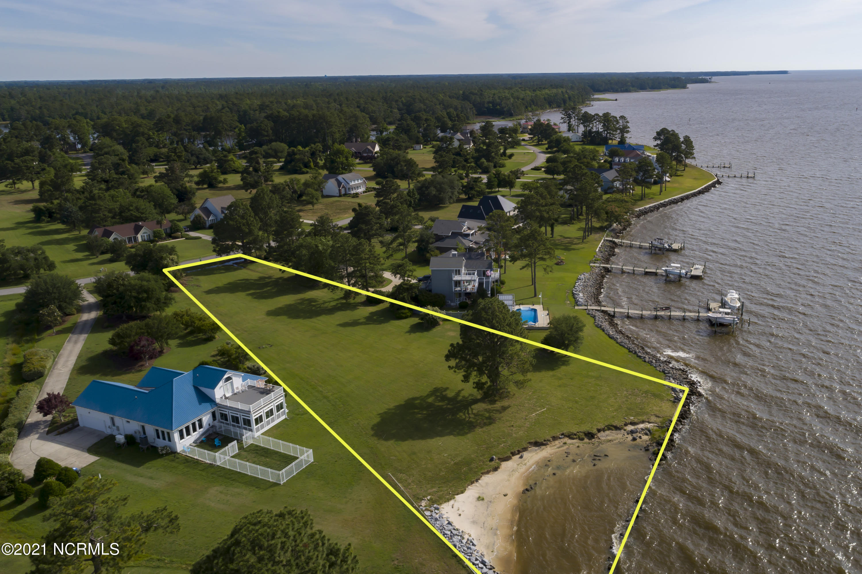 6024 Dolphin Road, Oriental, North Carolina 28571, ,Residential land,For sale,Dolphin,100274678