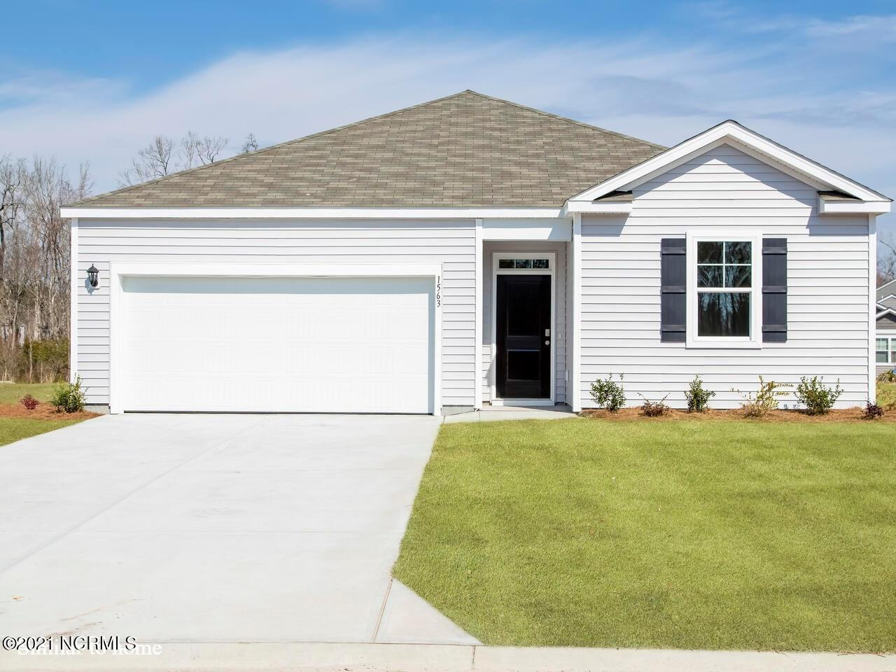 155 Windy Woods Way, Wilmington, North Carolina 28401, 3 Bedrooms Bedrooms, 6 Rooms Rooms,2 BathroomsBathrooms,Single family residence,For sale,Windy Woods,100274720