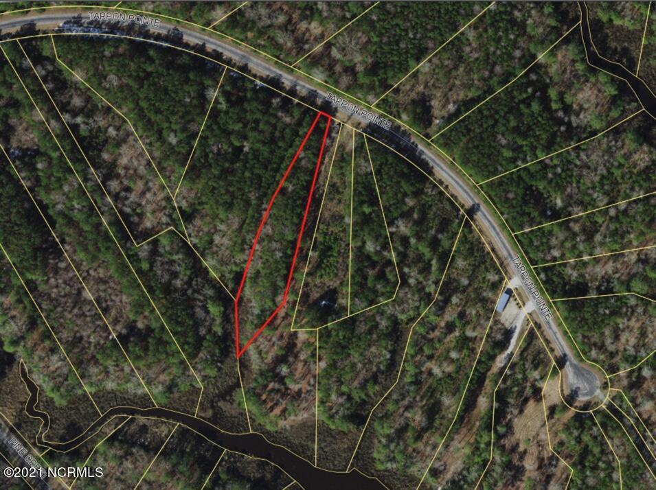 448 Tarpon Pointe, Bath, North Carolina 27808, ,Residential land,For sale,Tarpon Pointe,100275101