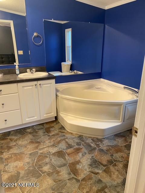 458 Mill Creek Drive, Littleton, North Carolina 27850, 3 Bedrooms Bedrooms, 6 Rooms Rooms,2 BathroomsBathrooms,Manufactured home,For sale,Mill Creek,100275414