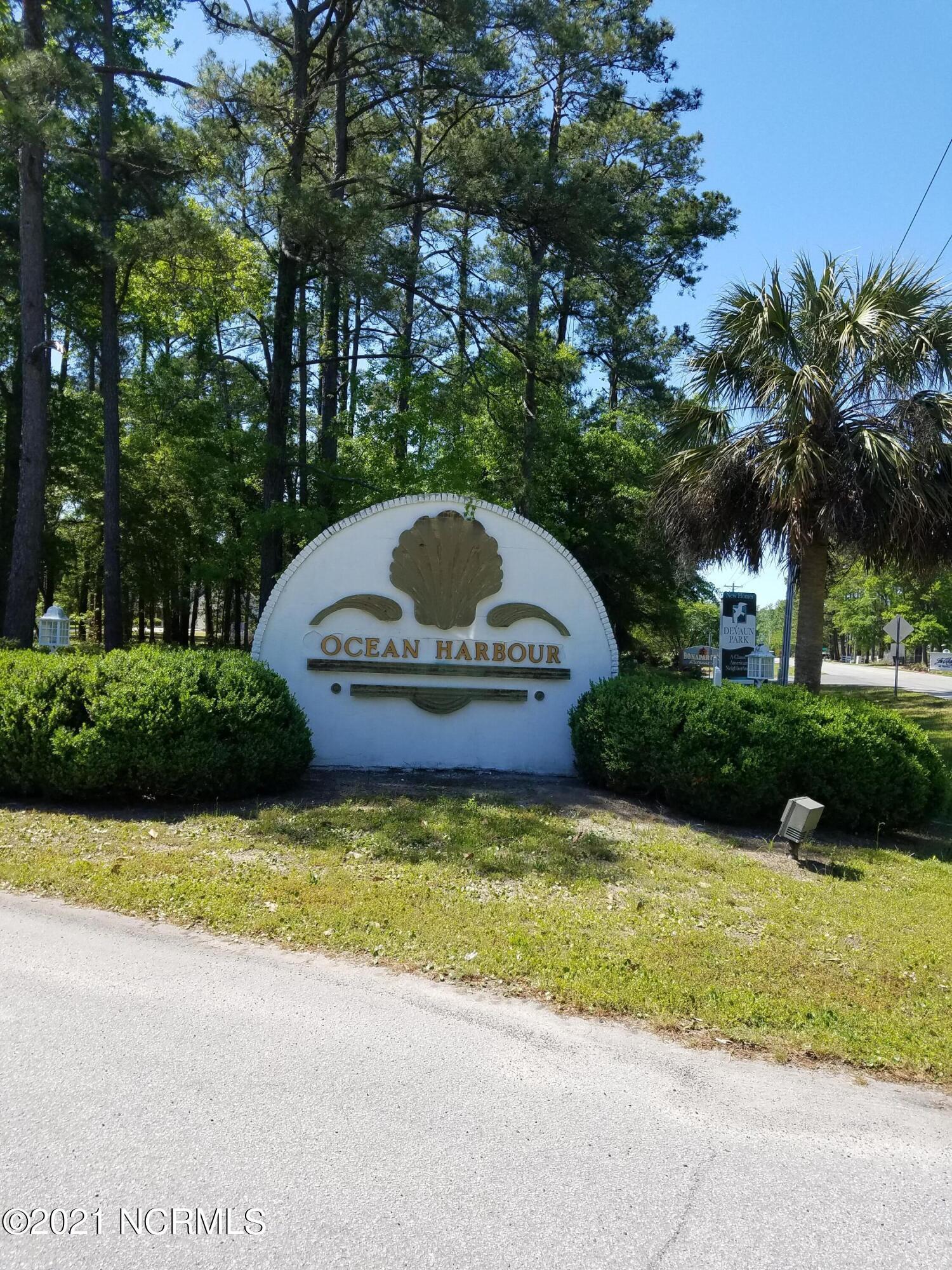 9125 Ocean Harbour Golf Club Road, Sunset Beach, North Carolina 28468, ,Residential land,For sale,Ocean Harbour Golf Club,100275363