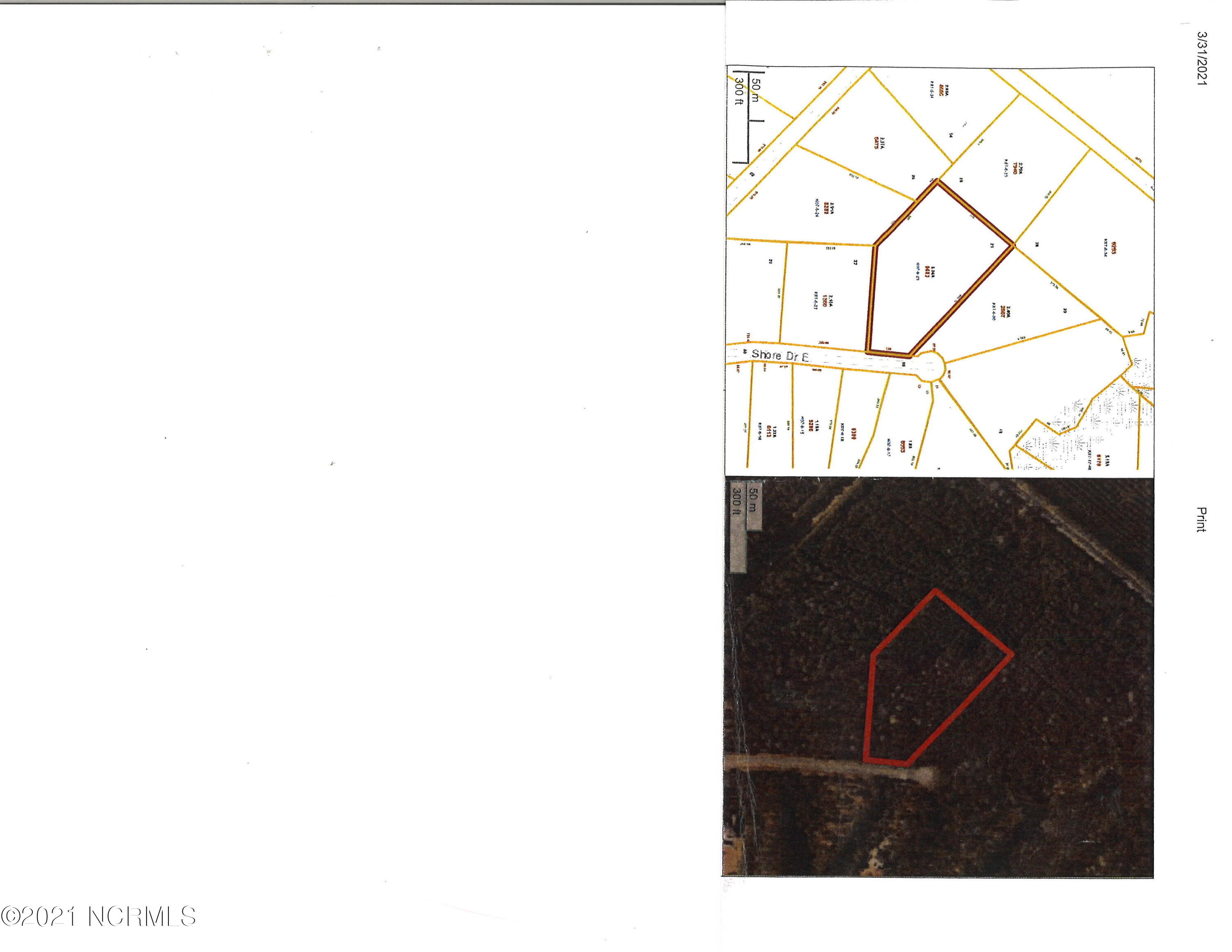 21 Shore Drive, Oriental, North Carolina 28571, ,Residential land,For sale,Shore,100275618