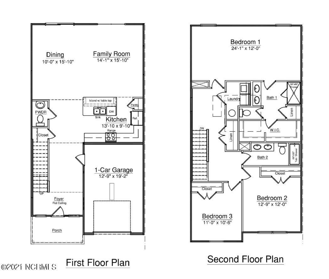 1659 Killdeer Lane, Wilmington, North Carolina 28411, 3 Bedrooms Bedrooms, 7 Rooms Rooms,2 BathroomsBathrooms,Townhouse,For sale,Killdeer,100275070