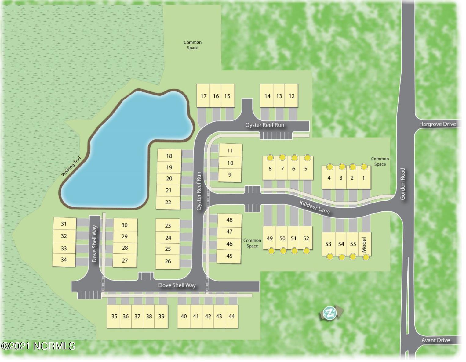 1650 Killdeer Lane, Wilmington, North Carolina 28411, 3 Bedrooms Bedrooms, 7 Rooms Rooms,2 BathroomsBathrooms,Townhouse,For sale,Killdeer,100273927