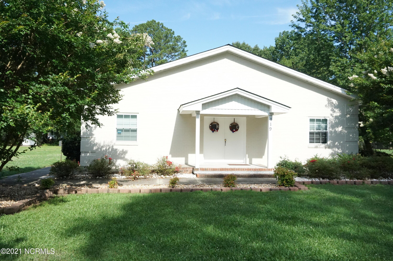119 Garner Street, Wilson, North Carolina 27893, ,For sale,Garner,100276407