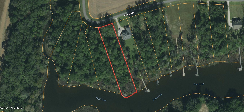 Lot #2 Peninsula Drive, Bath, North Carolina 27808, ,Residential land,For sale,Peninsula,100276564